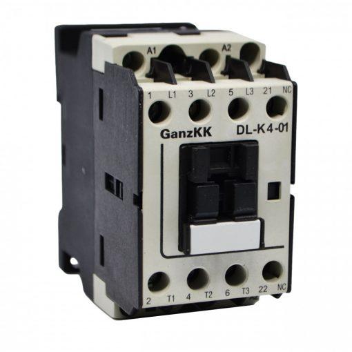 DL-K4-01 Mágneskapcsoló (4 kW - AC-3, 400V)