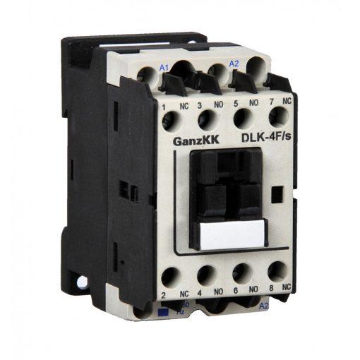 DL-K4(F/S) Mágneskapcsoló (4 kW - AC-3, 400V)