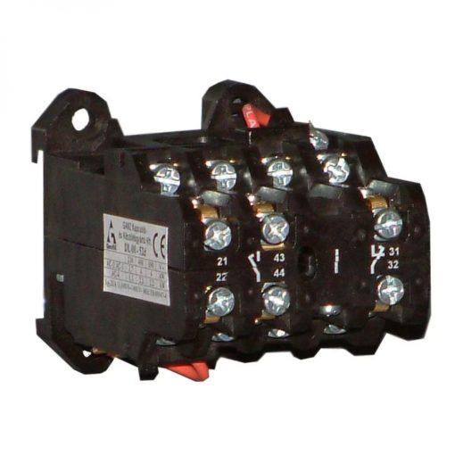 DL00-52d mágneskapcsoló (4 kW - AC-3, 400V)