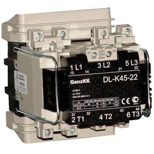 DL-K45-22 Mágneskapcsoló (45 kW - AC-3, 400V)
