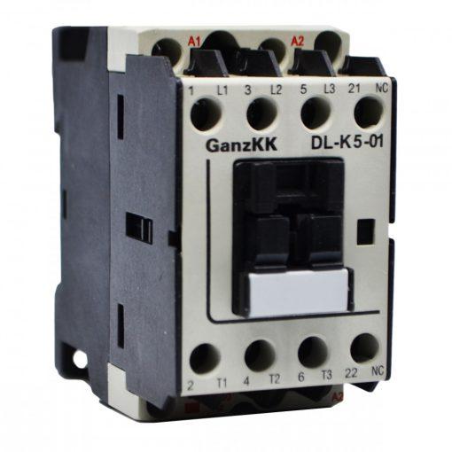 DL-K5-01 Mágneskapcsoló (5,5 kW, AC-3, 400V)