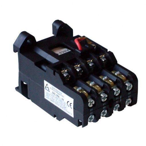 DL 00L-44 segédkapcsoló (1,5 kW, AC-3, 400V)