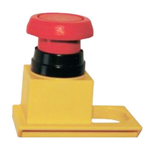 Vészkikapcsoló gomb GMV 25f motorvédőhöz