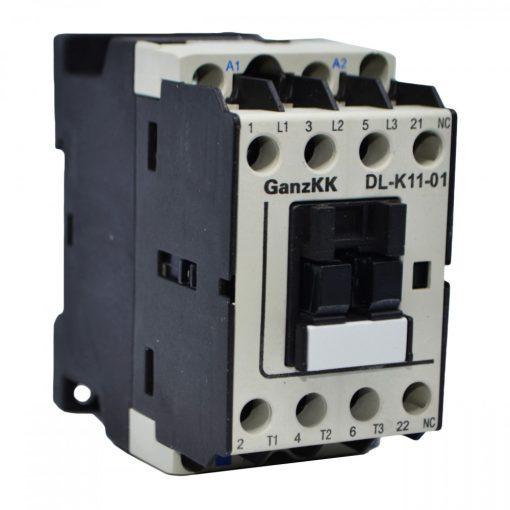 DL-K11-01 Mágneskapcsoló (11 kW, AC-3, 400V)