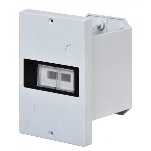 műanyag előlap IP 55 GMV 25f motorvédőhöz