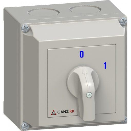 KKM1-32-6002 A2 kézikapcsoló (rozsdamentes)