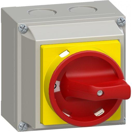 KKMV1-32-9022 vészleállító kézikapcsoló- 12 db-os akciós csomag!