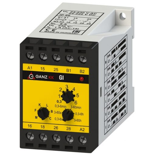 Időrelé GI/230V AC