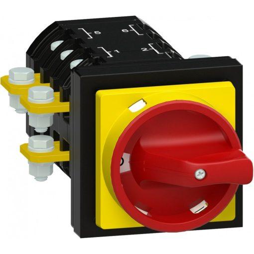 KKV2-115-9022 vészleállító kézikapcsoló - 3 db-os akciós csomag!